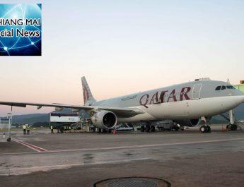 สายการบินกาตาร์ แอร์เวย์สเปิดให้บริการสู่สนามบินนานาชาติเชียงใหม่เป็นครั้งแรก