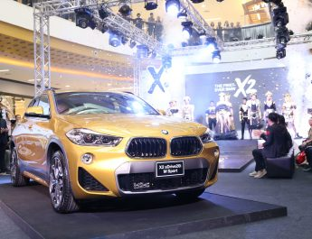 BMW ฉีกกฎภาพลักษณ์เดิม เปิดตัวยิ่งใหญ่ The First-Ever BMW X2