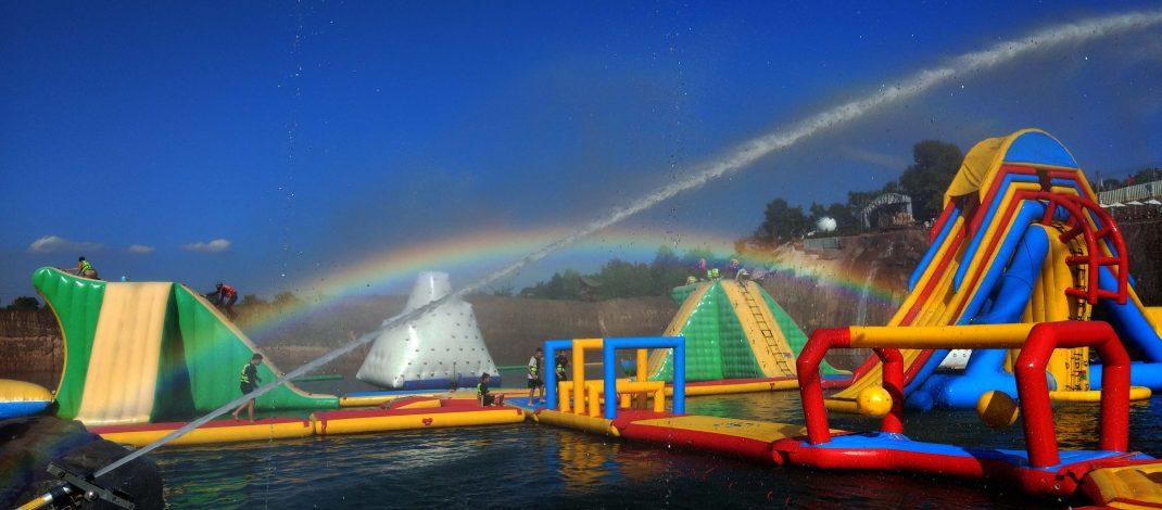 """""""แกรนด์แคนยอน วอเตอร์ปาร์ค"""" สวนน้ำธรรมชาติ ที่สวยที่สุดในเชียงใหม่เปิดเครื่องเล่นใหม่"""