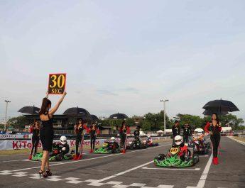 Grand opening K.I.T. speed kart international circuit สนามแข่งโกล์คาร์ท ระดับประเทศ